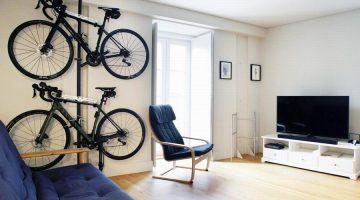 bicikli tárolás